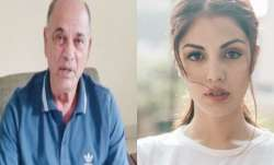 Sushant Singh Rajput's father KK Singh's WhatsApp messages to Rhea Chakraborty, Shruti Modi go viral