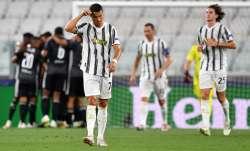 Champions League: Cristiano Ronaldo's brace goes in vain as Lyon eliminate Juventus on away goals