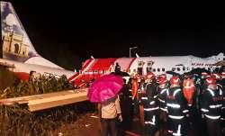 Air India Express plane crash