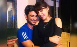 Bihar Police in search of Rhea Chakraborty regarding Sushant Singh Rajput's death case