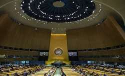 India walks out of UN General Assembly protesting Imran's Khan diatribe