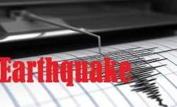 4.1 magnitude earthquake hits Gujarat's Rajkot
