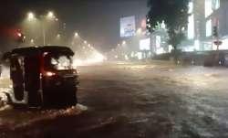 Mumbai rains LIVE: Parts of city receive heavy downpour;