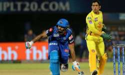 Shreyas Iyer and MS Dhoni