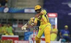Live Score Mumbai Indians vs Chennai Super Kings IPL 2020: Rayudu hits fifty as CSK firm in 163 chas
