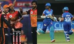 Delhi Capitals vs SunRisers Hyderabad Live Score IPL 2020: SRH look to open account against DC