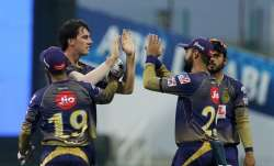 Live Score Kolkata Knight Riders vs SunRisers Hyderabad, IPL 2020: Bairstow departs early
