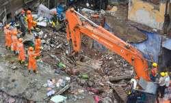 Bhiwandi building collapse