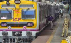 Mumbai suburban trains