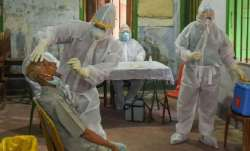 50 percent of Bhubaneswar population developed COVID antibodies