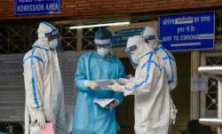 India records 48,648 new coronavirus cases, 563 deaths in a day; active cases remain under 6 lakh