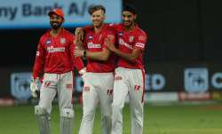 Shikhar Dhawan's unbeaten hundred went in vain as KXIP beat