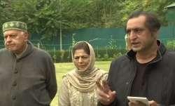 Jammu Kashmir, Kashmir, Farooq Abdullah, Mehbooba Mufti, Jammu Kashmir, Article 370