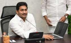Andhra Pradesh Chief Minister Jagan Mohan Reddy
