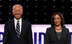 Kamala Harris turns 56, Biden says wants to celebrate her next birthday at WH