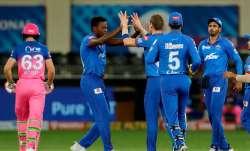 Delhi Capitals defeated Rajasthan Royals by 13 runs to go