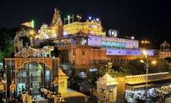 Banke Bihari temple in Mathura