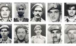 Police Commemoration Day, Police Commemoration Day ladakh, Police Commemoration Day latest, sacrific