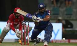 Kings XI Punjab vs Mumbai Indians Live Cricket Score IPL 2020: Rohit departs, Pollard key for MI big