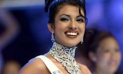 Priyanka Chopra celebrates 20 years of being crowned Miss World