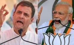 Bihar Assembly election 2020 Live: PM Narendra Modi, Rahul