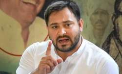 Tejashwi Yadav slams Nitish Kumar's '8-9 children' jibe