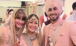 Urvashi Dholakia shares unseen photos from Neha Kakkar, Rohanpreet Singh's wedding. Seen yet?