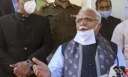 farmers stir, farmers protest, punjab haryana clash, amarinder singh manohar lal khattar war of word