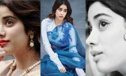 Janhvi Kapoor's retro photoshoot
