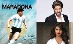new dRIPDiego Maradona: SRK, Priyanka Chopra, Kareena Kapoor Khan mourn the loss of star footballer