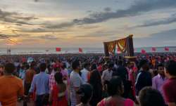 Chhath Puja 2020: No celebrations on Juhu beach this year due to COVID 19