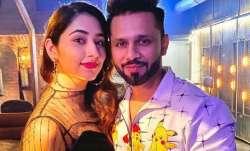 Was Rahul Vaidya already engaged to Disha Parmar before entering Bigg Boss 14?