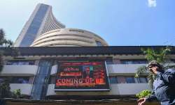 Sensex jumps over 100 pts in early trade; Nifty tests 12,900