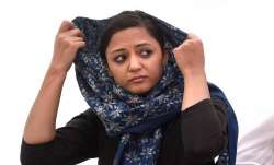 Shehla Rashid's father alleges death threat from daughter,