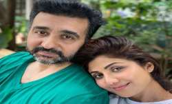 Raj Kundra shares adorable video for wife Shilpa Shetty on their 11th anniversary
