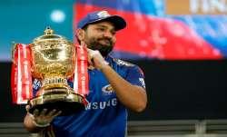 MI skipper Rohit Sharma