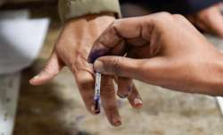 The polling in the GHMC was held from 7 am to 6 pm in all