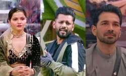 Bigg Boss 14 Jan 19 LIVE UPDATES: Rubina Dilaik, Abhinav Shukla to be at loggerheads with Rahul Vaid