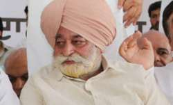 Former Punjab chief minister Beant Singh