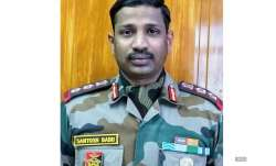 Galwan braveheart Col Santosh Babu, Santosh Babu posthumously honoured Maha Vir Chakra, Republic Day