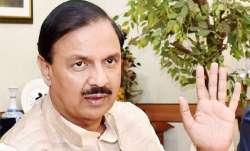Former Union minister Mahesh Sharma