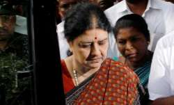 Sasikala released from prison
