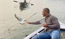 shikhar dhawan birds