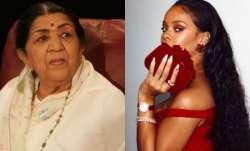Lata Mangeshkar reacts after Rihanna's tweet on farmers' protest