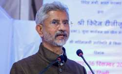 Jaishankar, india china border row