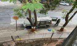 Antilia case, Mukesh Ambani home