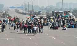 farmers protest, KMP expressway