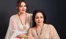 Esha Deol reveals mom Hema Malini called her crying after her wedding
