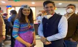 Mansi Sehgal joins AAP