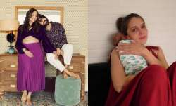Ishqbaaaz fame Nakuul Mehta's wife Jankee reveals what happened when she left baby Sufi for the firs